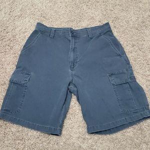 Chaps men's cargo shorts size 31